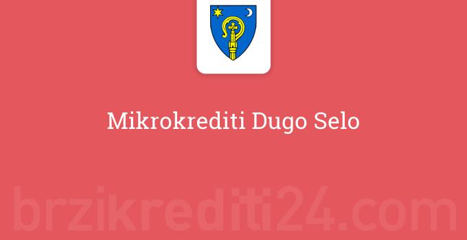 Mikrokrediti Dugo Selo