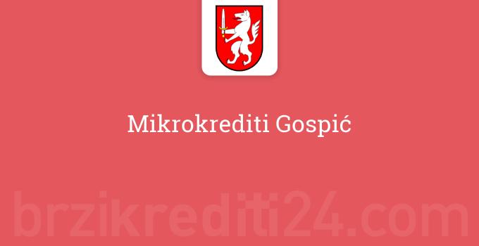 Mikrokrediti Gospić