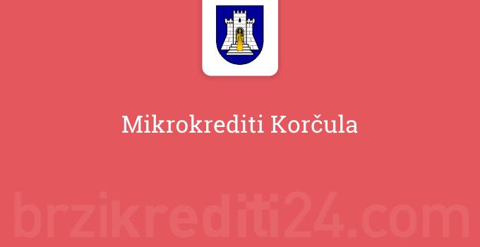 Mikrokrediti Korčula