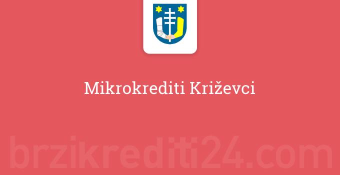 Mikrokrediti Križevci