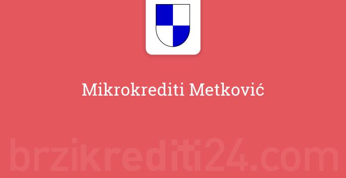 Mikrokrediti Metković