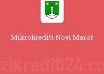 Mikrokrediti Novi Marof