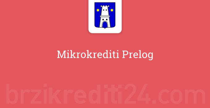 Mikrokrediti Prelog