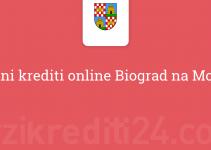 Mini krediti online Biograd na Moru
