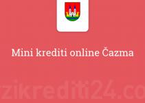 Mini krediti online Čazma