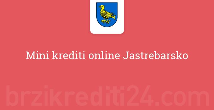Mini krediti online Jastrebarsko