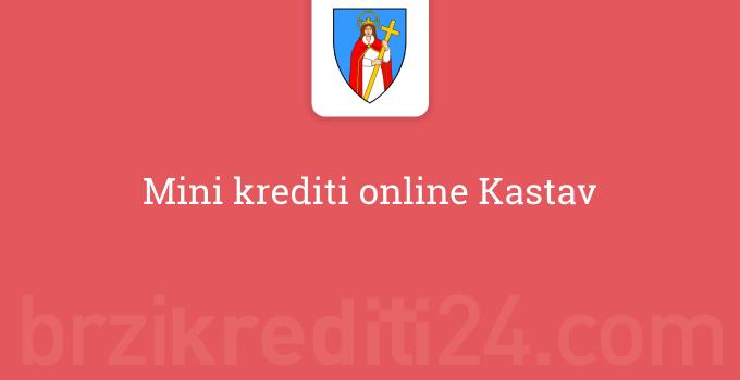 Mini krediti online Kastav