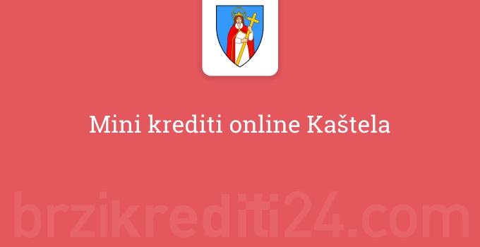 Mini krediti online Kaštela