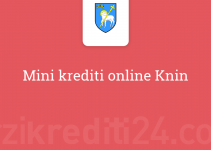 Mini krediti online Knin