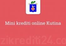 Mini krediti online Kutina