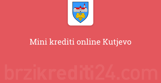 Mini krediti online Kutjevo