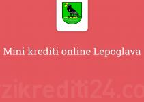 Mini krediti online Lepoglava