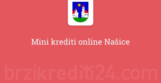 Mini krediti online Našice