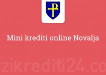 Mini krediti online Novalja