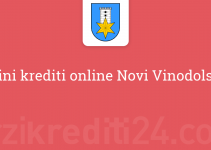 Mini krediti online Novi Vinodolski