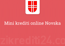 Mini krediti online Novska