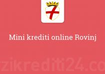 Mini krediti online Rovinj