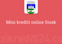 Mini krediti online Sisak