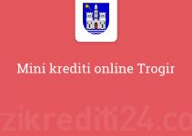 Mini krediti online Trogir