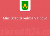 Mini krediti online Valpovo