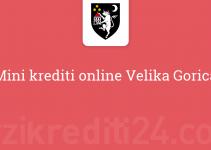 Mini krediti online Velika Gorica