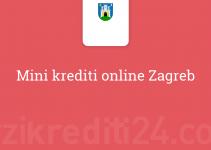 Mini krediti online Zagreb