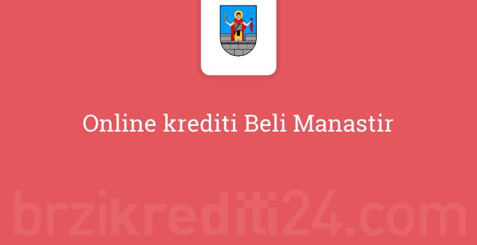 Online krediti Beli Manastir
