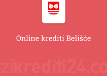 Online krediti Belišće