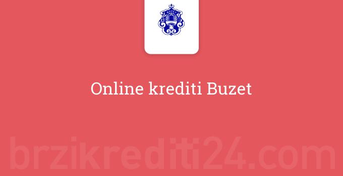 Online krediti Buzet