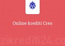 Online krediti Cres