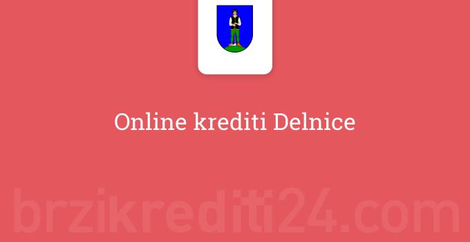 Online krediti Delnice