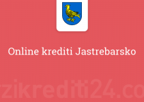 Online krediti Jastrebarsko