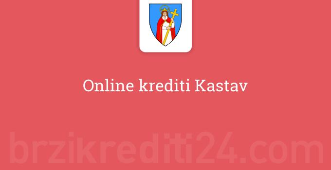 Online krediti Kastav
