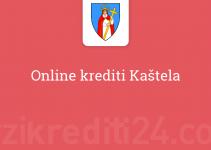 Online krediti Kaštela