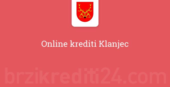 Online krediti Klanjec