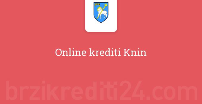 Online krediti Knin