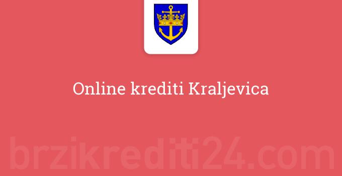 Online krediti Kraljevica