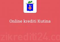 Online krediti Kutina