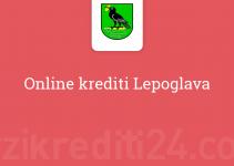 Online krediti Lepoglava