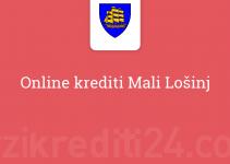 Online krediti Mali Lošinj