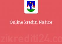Online krediti Našice