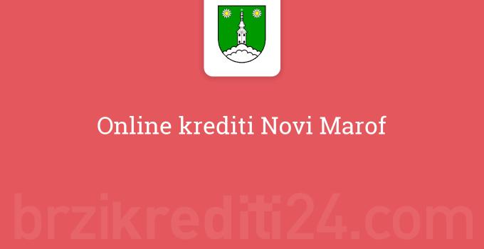 Online krediti Novi Marof