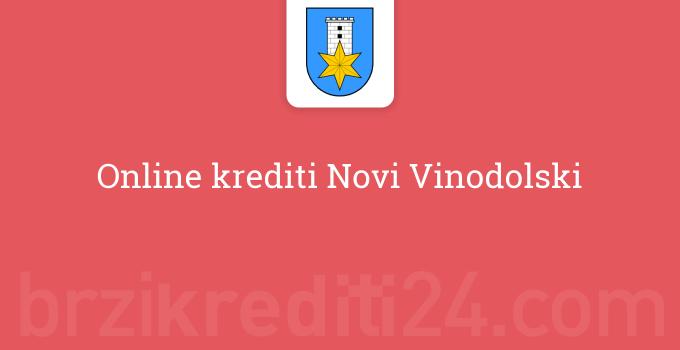 Online krediti Novi Vinodolski