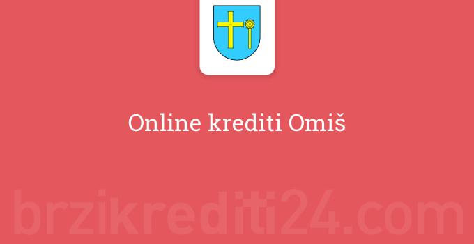 Online krediti Omiš