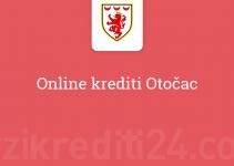 Online krediti Otočac