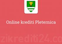 Online krediti Pleternica