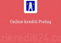 Online krediti Prelog