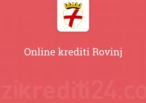 Online krediti Rovinj