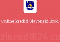 Online krediti Slavonski Brod