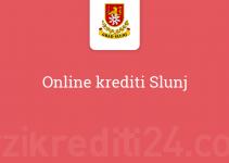 Online krediti Slunj
